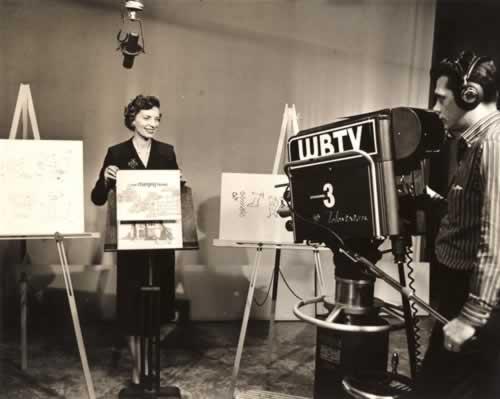 Depts | WBTV's Floor Crew